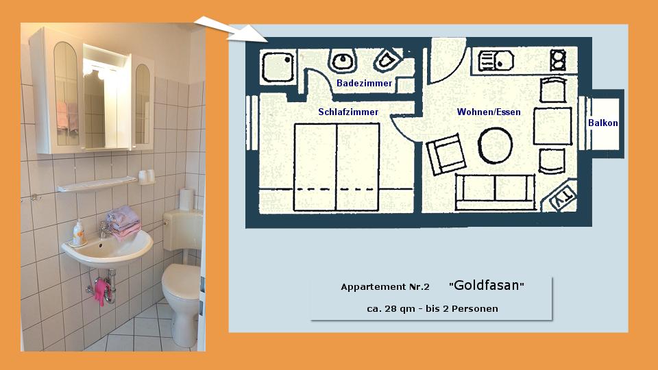 Badezimmer Beschreibung   Wohnungen